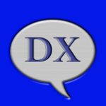 DX Cluster for iOS icon